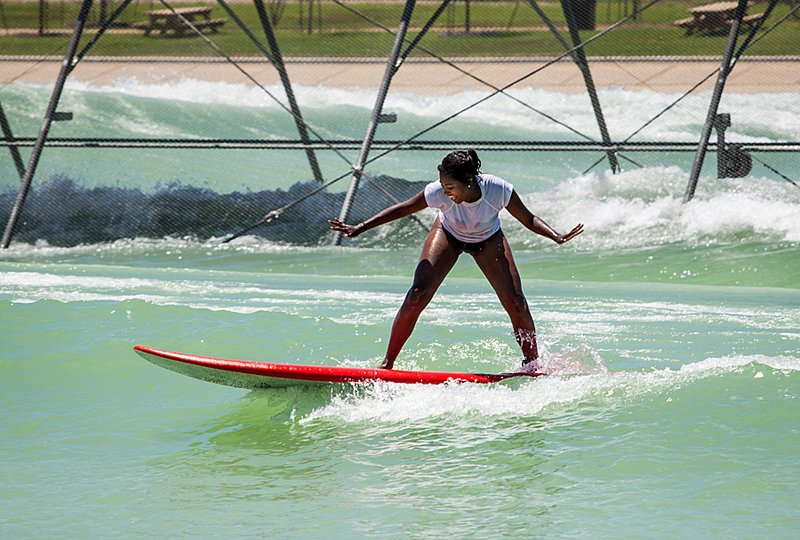 America's First Inland Surf Park
