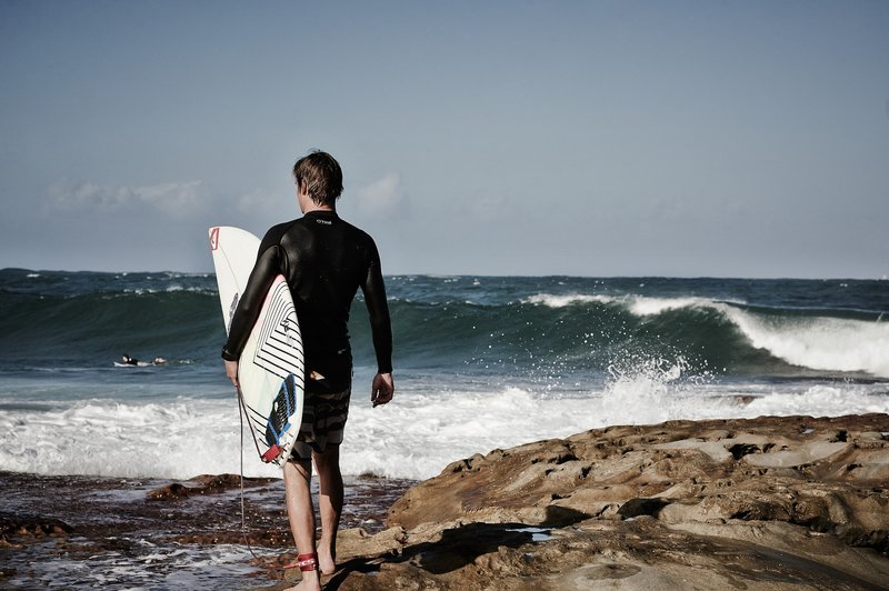 health benefits of surfing