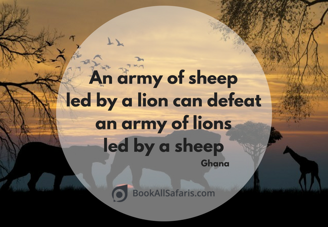 inspiring African quotes