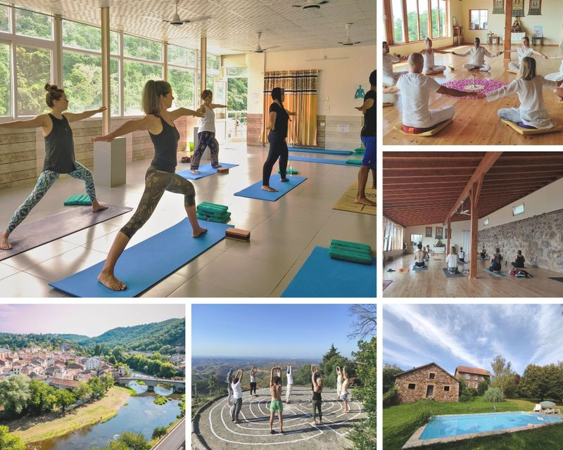 22 Day 200-Hour Mukta Traditional Kundalini Tantra Yoga Teacher Training, Southern France