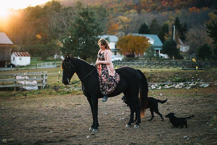 horse riding pennsylvania