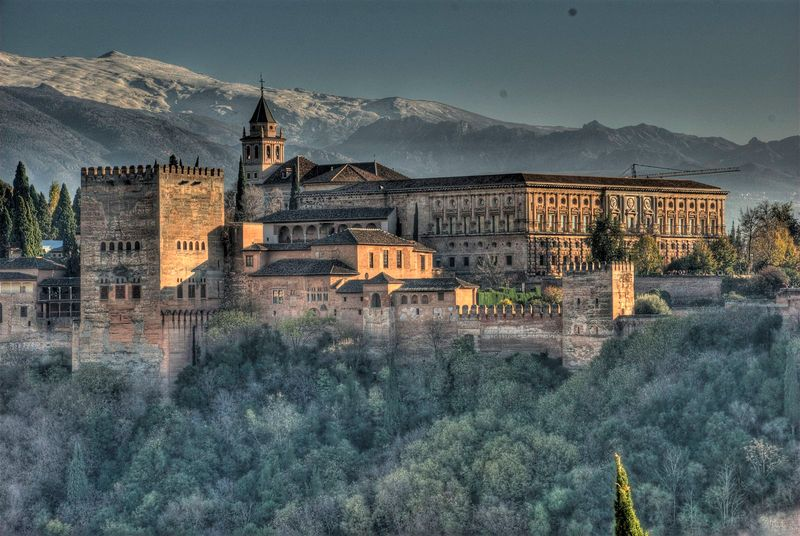 alhambra tour spain andalusia