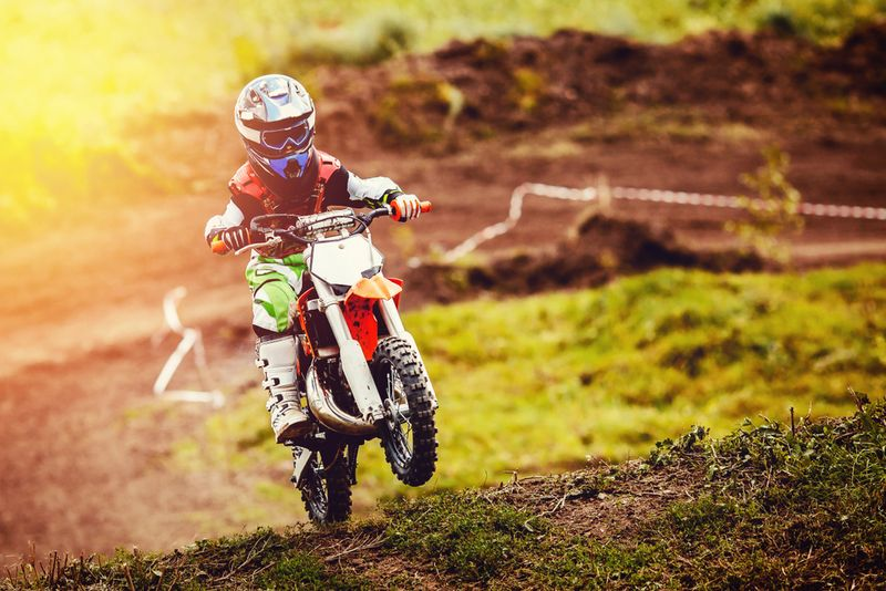 summer motorcycle camps