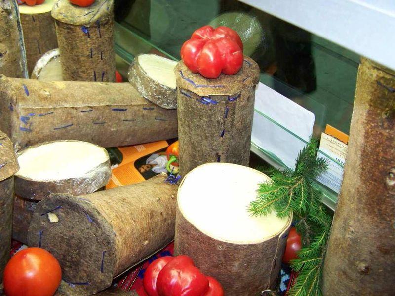 Transylvania-cheese