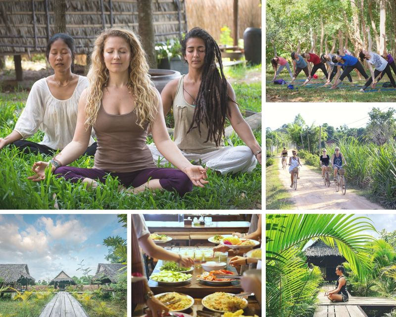 yoga retreat cambodia