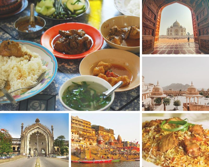 16 Day Culture and Culinary Tour in India