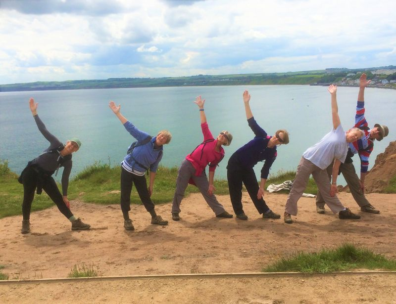 yorkshire coast yoga holidays uk retreat