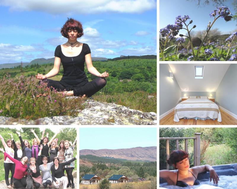 yoga retreat ireland