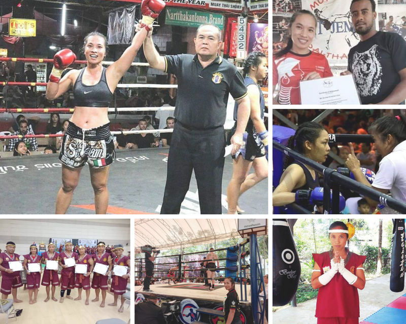 Muay Thai private online sessions