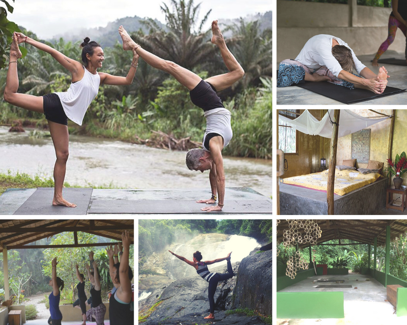 yoga voluntarism in Thailand