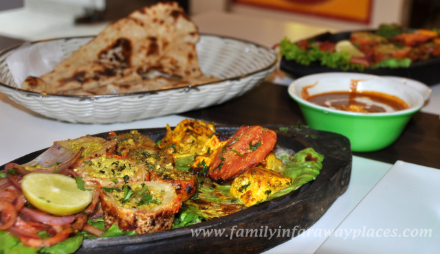Paneer Tikka, Old Delhi, India