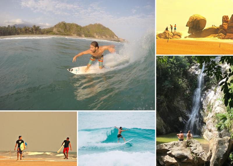 budget-surf-camp-tayrona-colombia