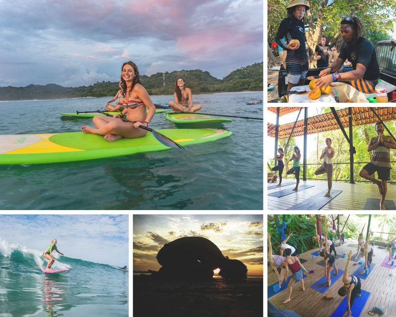 yoga escape in santa teresa