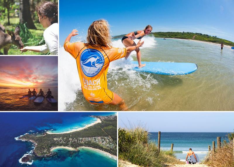 weekend-surf-camp-conjola-australia