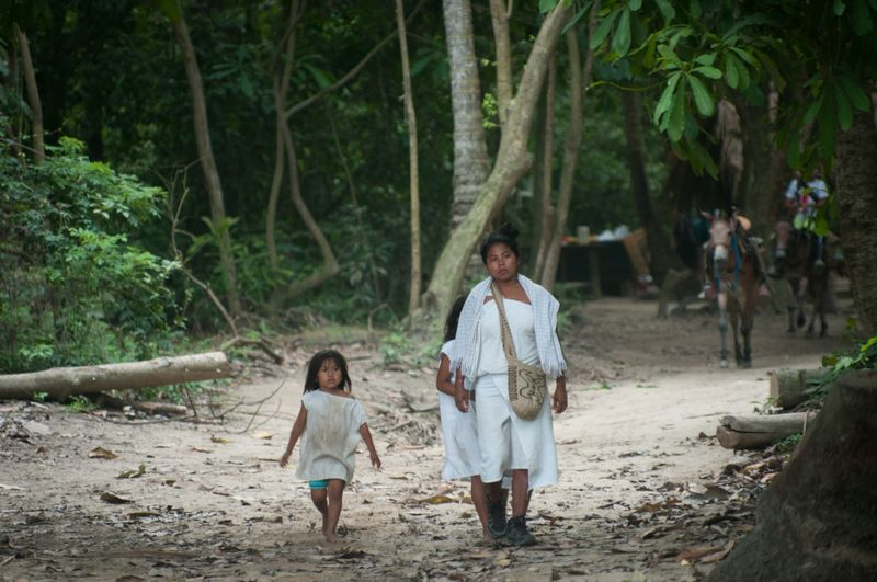 Tayrona-national-park-colombia-Cogui-people