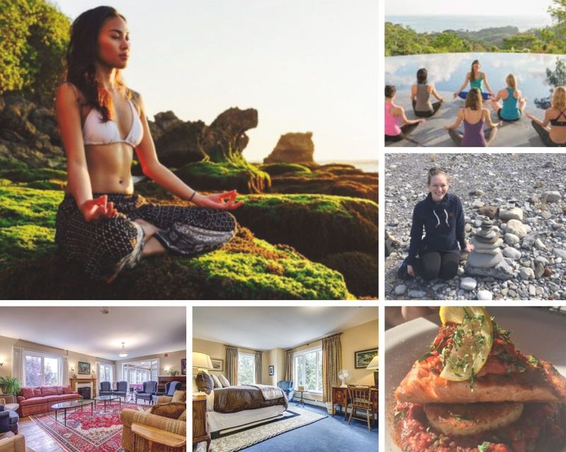 ultimate health and wellness retreat in ghost river