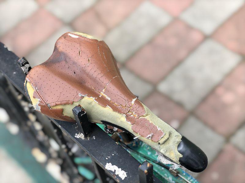 change-bike-seat