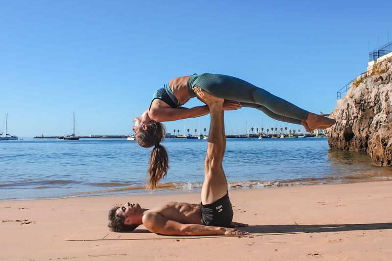 yoga in portugal