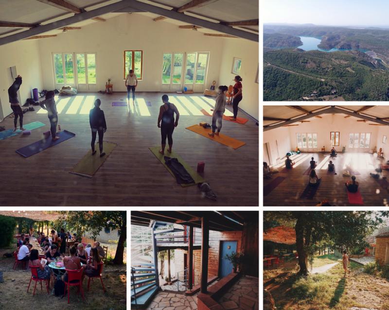 Des stages de yoga Alpes-de-Haute-Provence