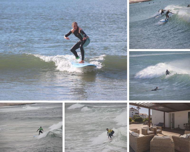 7 Day Private Surf Coaching Camp in Figueira da Foz, Centro Region