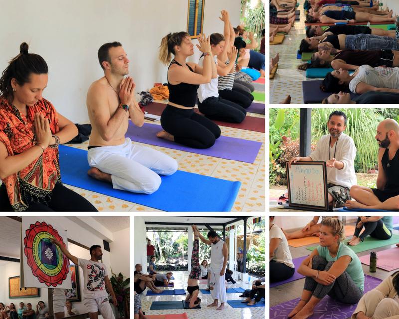 yoga retreat in cali colombia