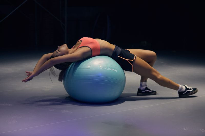 exercise-ball-surfing