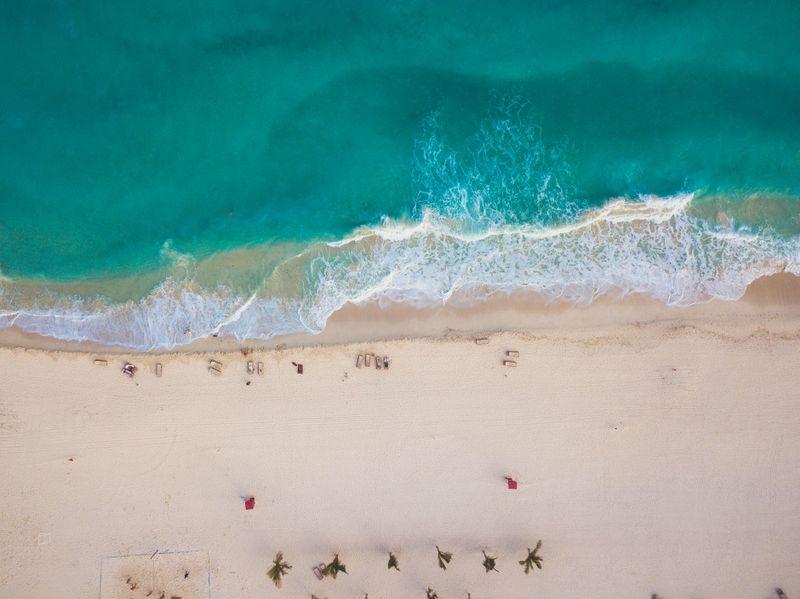 beach-cancun-mexico