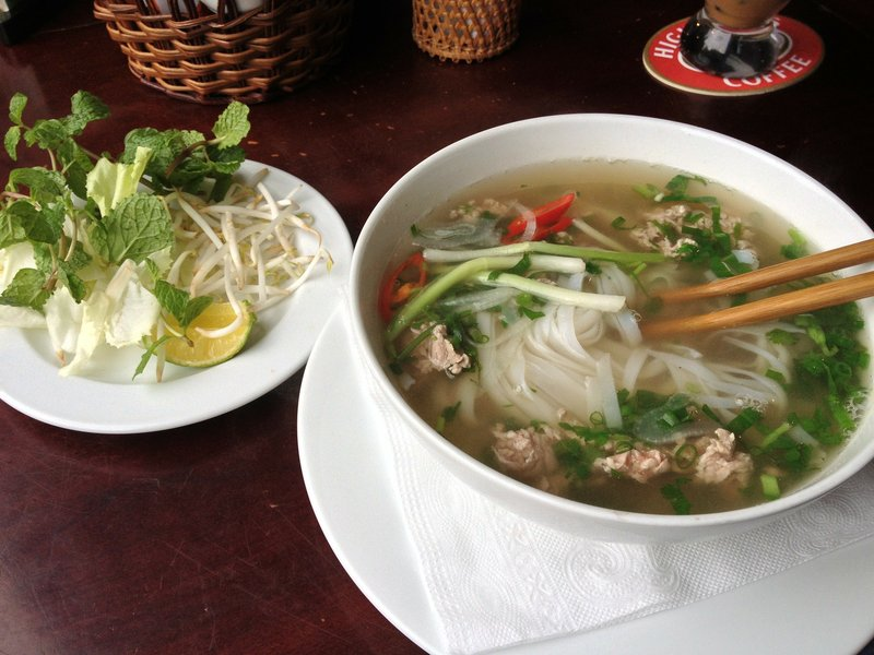 culinary destinations: Vietnam