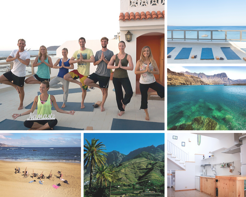 gran canaria yoga retreat