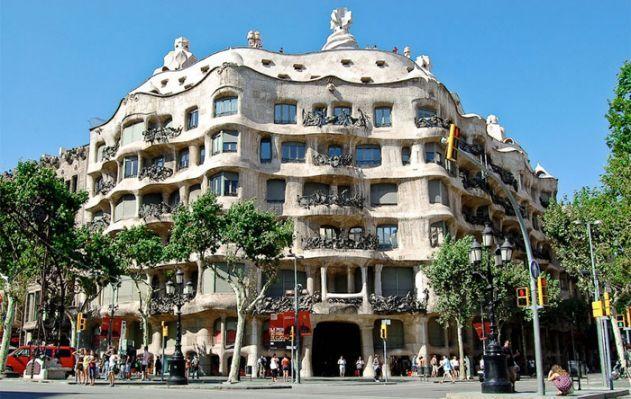 casa milla barcelona