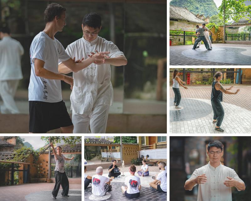 Tai Chi Qi Gong course
