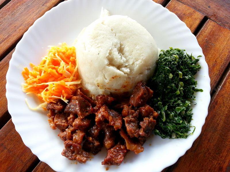 Tanzanian Ugali