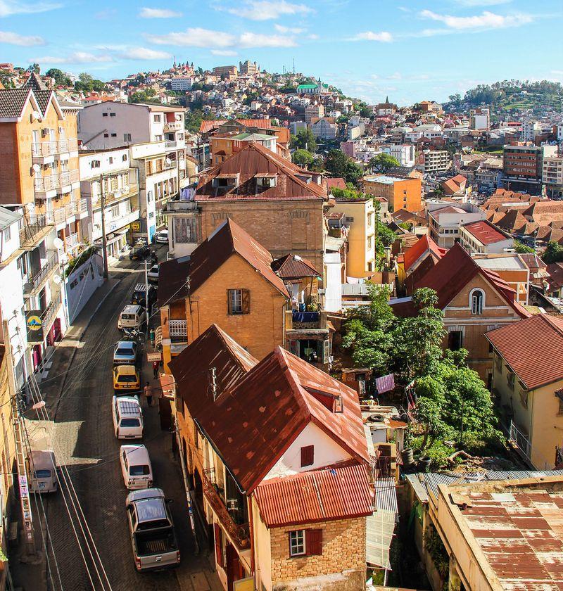 Antananarivo city