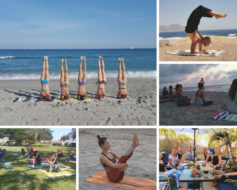 28 Day 200-Hour Intensive Yoga Teacher Training in Boca Raton, Florida