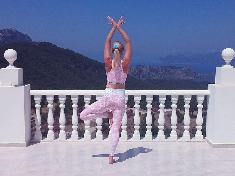 yoga retreats turkey