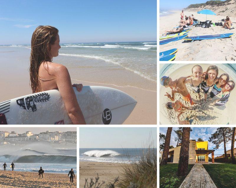 budget-surf-camp-porto-portugal