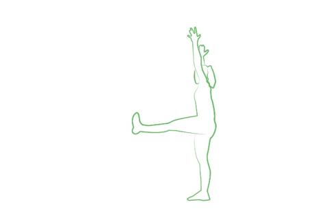 hand to big toe yoga pose tripaneer