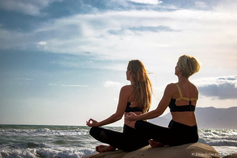 yoga retreat in Zante