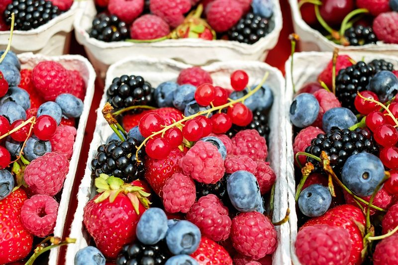 berries superfoods