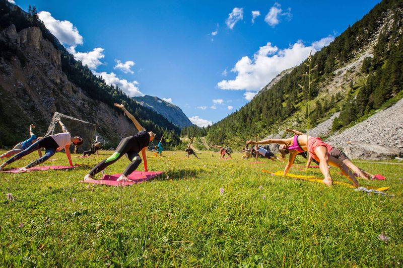 yogao retreat in france