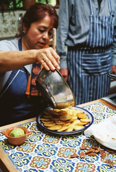 mexican home cooking holiday in tlaxcala - chef estela