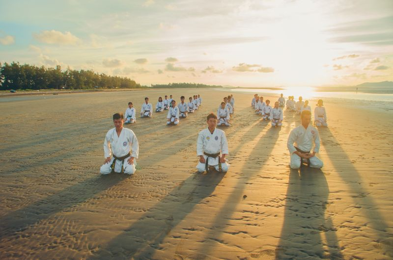 martial-arts-camps-in-nature