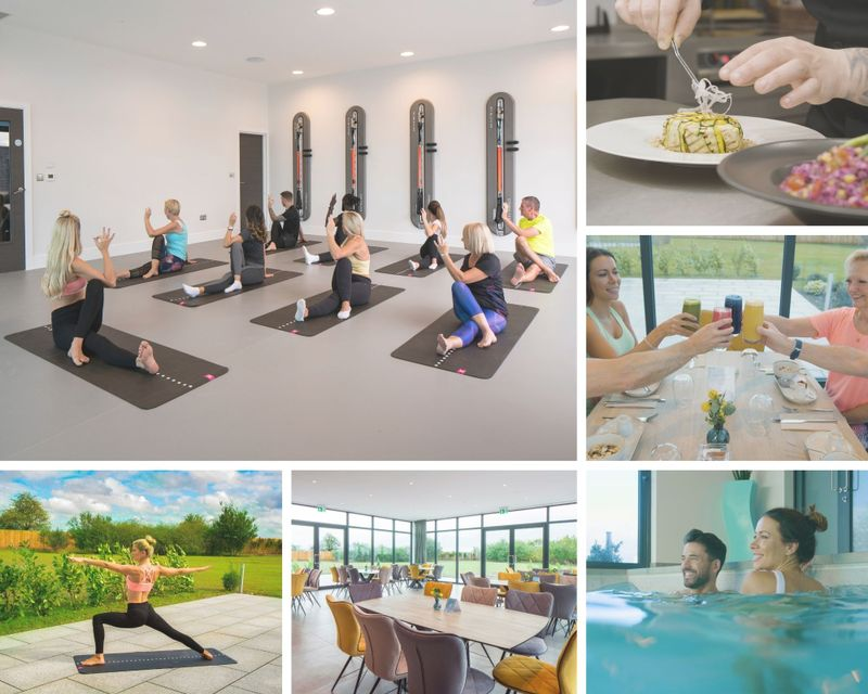 health and wellness retreat in england