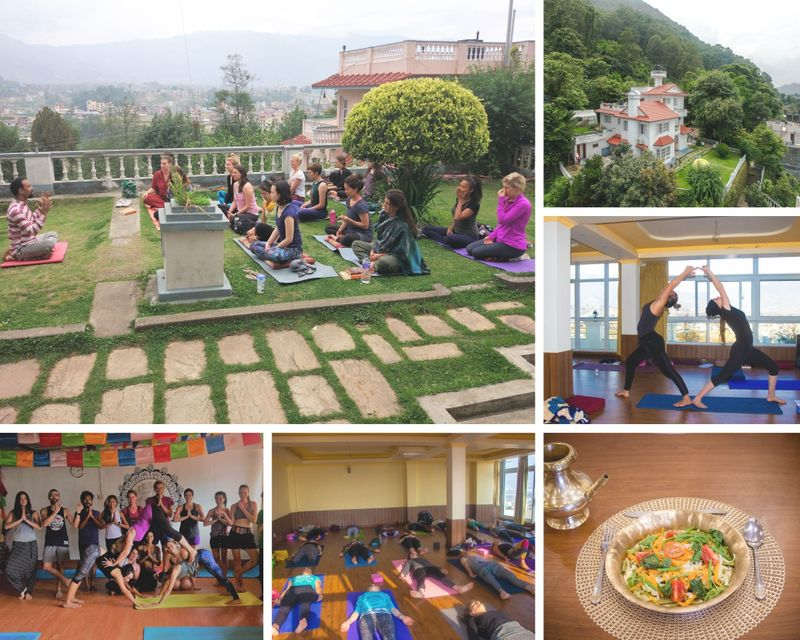 100-hour multistyle (hatha+vinyasa) YTT in kathmandu