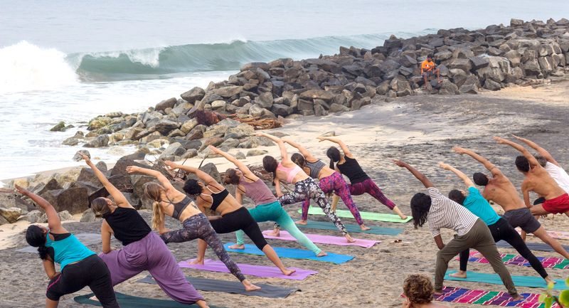 kerala yoga teacher training