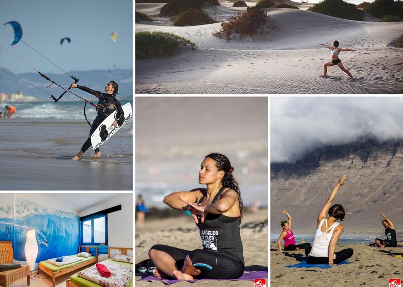 kitesurfing-and-yoga-camp-lanzarote