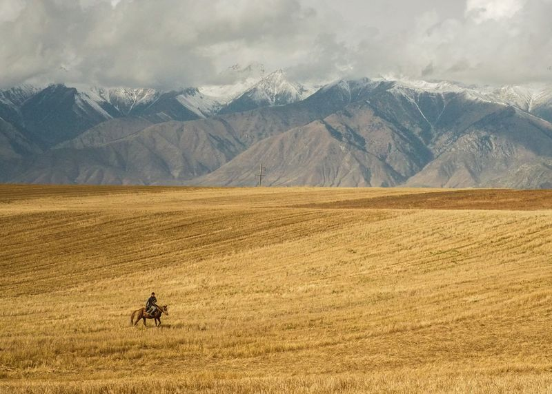 Issyk-Kul-Kyrgyzstan