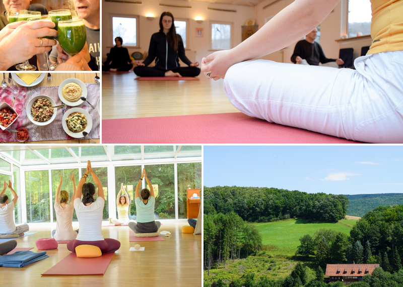 yoga-retreat-Hessisch-Lichtenau-germany