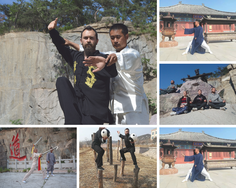 Online Kung Fu training
