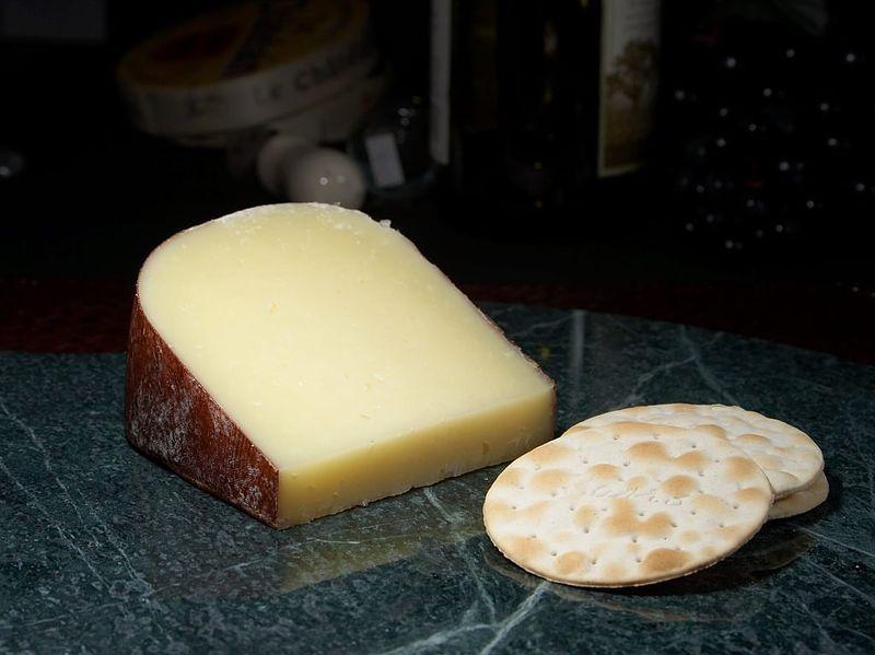 Dry monterey jack cheese